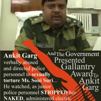 Gallantry Award for Sexual Torture
