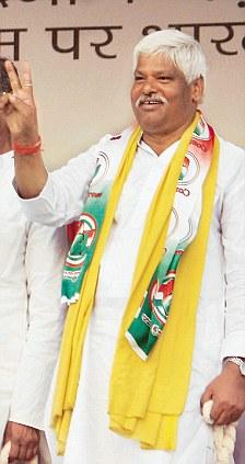 MP Mahabal Mishra