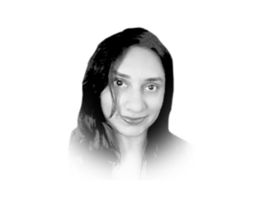 The writer is an author, most recently of Slum Child (2010). She has written for numerous publications including Dawn, The Friday Times and Chowk