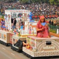 S.P Ankit Garg gets gallantry awards- BLACK REPUBLIC DAY