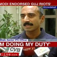Gujarat HC issues notice to state over Sanjiv Bhatt's plea