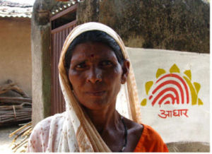 At Tembhli village in Nandurbar district, a day before the launch of the UID in 2010.The village received the first numbers under the project.