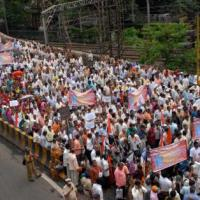 Mill workers in Mumbai will march against the NTC on March 1 st