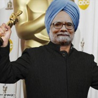 Dr. Manmohan Singh wins lifetime achievement Oscar for acting as India's Prime Minister