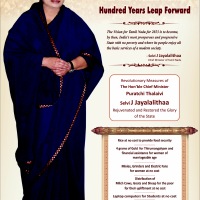 Jayalalitha Achievements-   Promoting and Validating Dowry