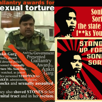 SP Ankit Garg , Do you have the Balls ?  #SoniSori  #Rape #Prison