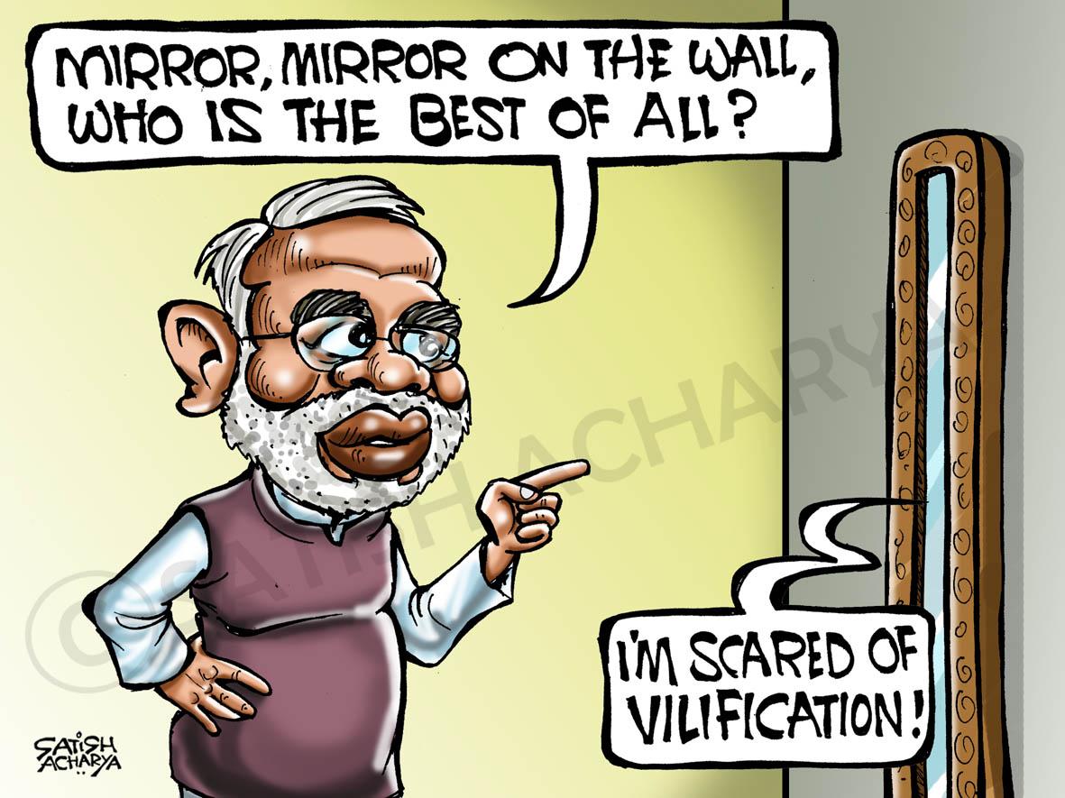 Narendra Modi- Main, Mera #Video - Kractivist org