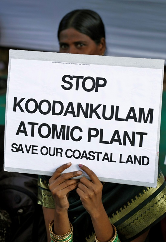 Join Protest in Solidarity With People's Struggle  Against Koodankulam Nuclear Plant @10thoct