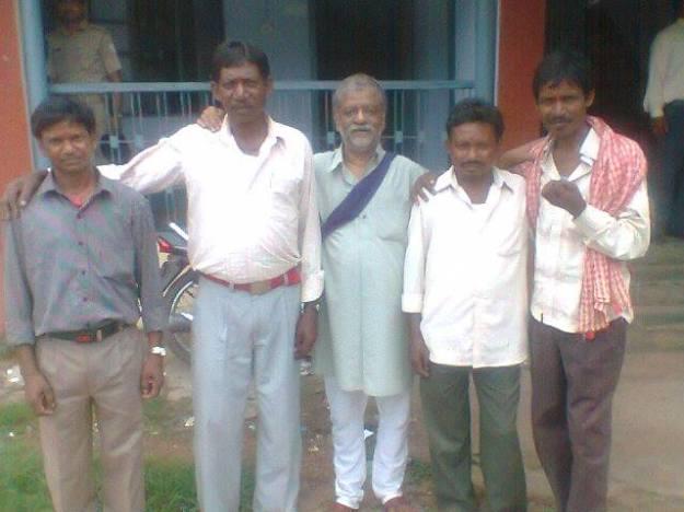 Noamundi activist released